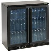 Gamko MG1_250G - undercounter double hinged door