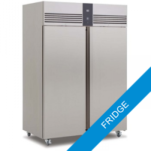 Foster Double Door Fridge
