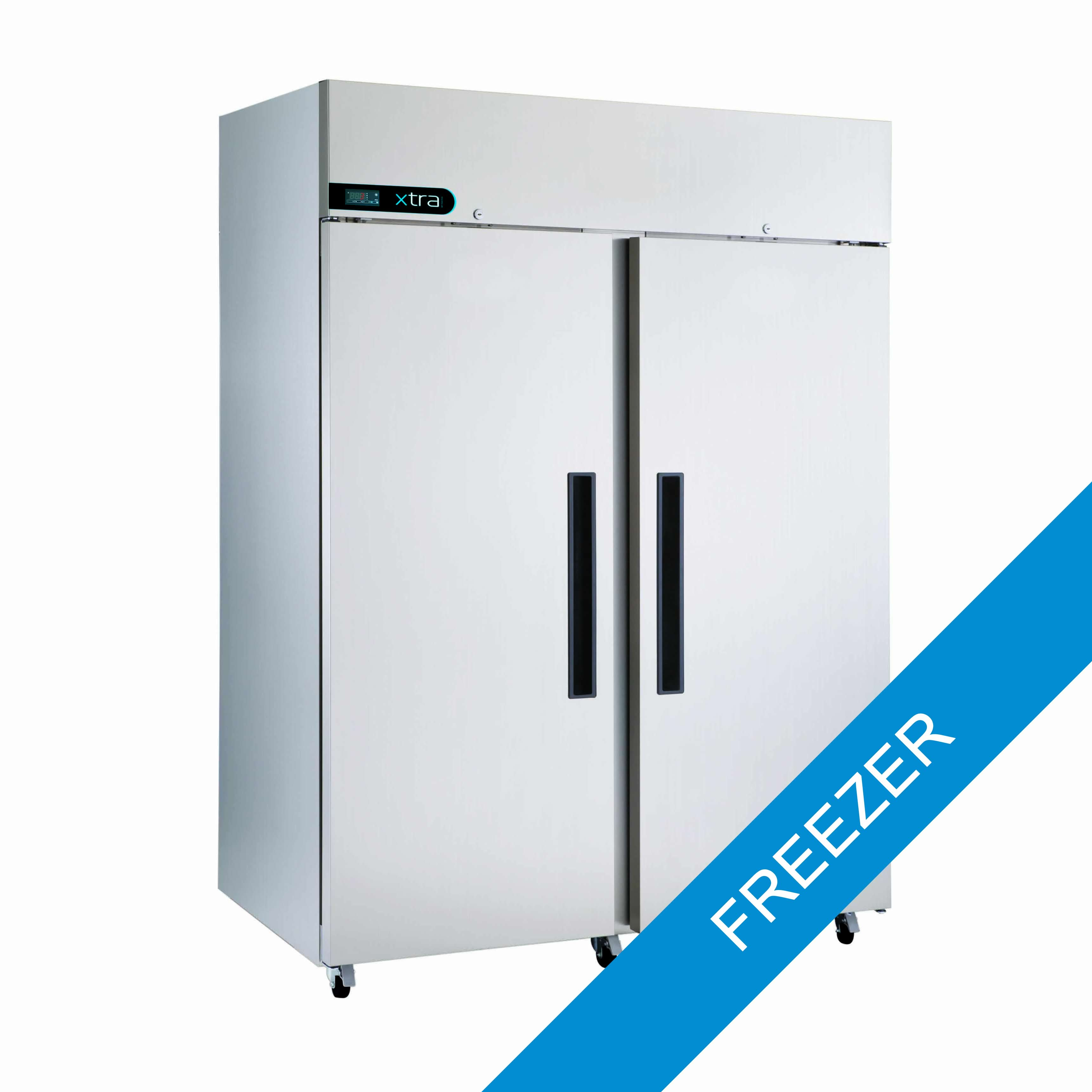 xtra by Foster – Double Door Fridge